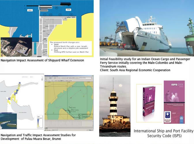 Asian professional maritime services